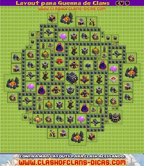 layout batman cv 9 layouts cv9 para a guerra de clans clash of clans dicas