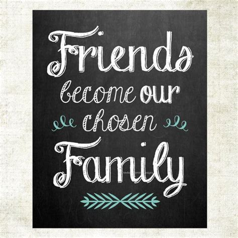 Quotes About Friendship Family