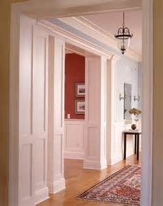 Chair Rail In Dining Room paneled columns and ceilings wainscot solutions inc