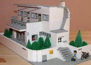 lego bauanleitung haus le corbusier haus 14 15 world of bricks holger matthes