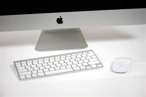 Keyboard Imac the peripherals the 27 inch apple imac review 2011