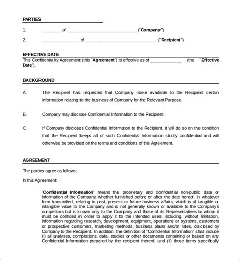 investment contract template sle business investment agreement 7 free documents