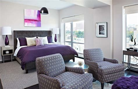 chambre violette 20 master bedrooms with purple accents home design lover