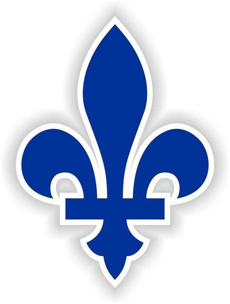 Car Sticker Quebec by 1x Quebec Fleur De Lys Canada Vinyl Sticker Decal Bumper