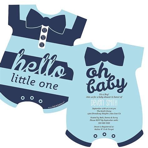 T Shirt Baby Shower Invitations by Cutes Baby Shower Invitations Cards Appelaing Show On Shop