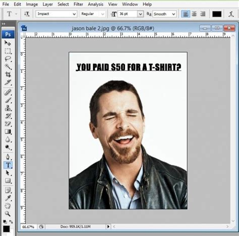 How To Make Meme Text - font for memes photoshop image memes at relatably com