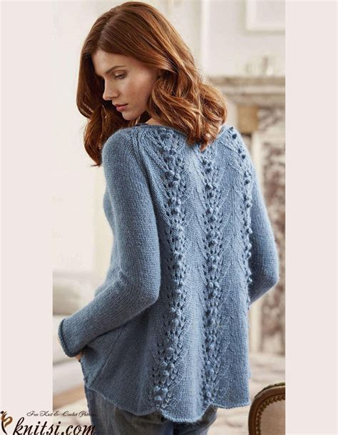 free knitting pattern raglan jumper raglan sweater knitting pattern free