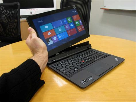 Laptop Lenovo Thinkpad Helix lenovo thinkpad helix is this the future of business