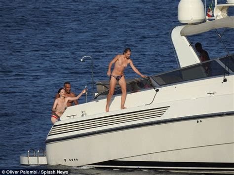 boat driving age in florida formula one s eddie irvine seen on portofino yacht with