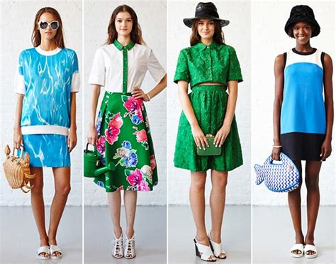 spring fashion for 40 something 2015 kate spade spring summer 2015 collection new york
