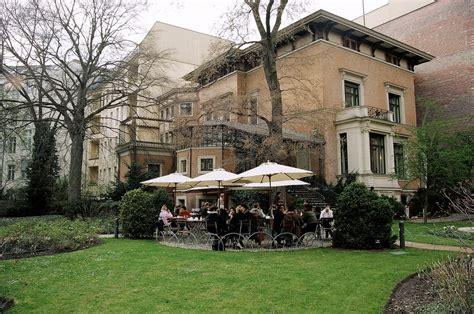 cafe im literaturhaus cafe litteraire  berlin