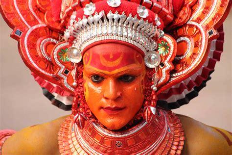 Theyyam Photos Theyyam Images Nomads Photography