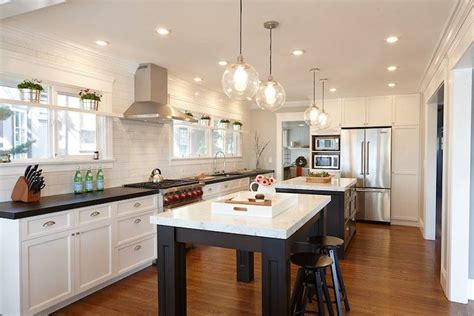 long kitchen transitional kitchen deborah wecselman super long kitchen features a wall of white base cabinets