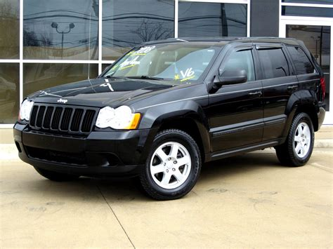 jeep laredo 2008 jeep grand cherokee black 2008 with pictures mitula cars