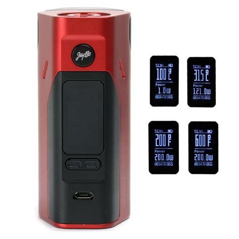 Paket Vape Mod Wismec Rx 23 200w Rda Tsunami Lg Hg2 Liquid T1310 3 wismec reuleaux rx2 3 by jaybo designs 187 vapertown