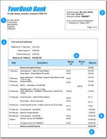 bank statement template bank statement template peerpex