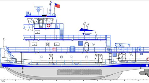 tow boat design eastern shipbuilding introduces new inland towboat
