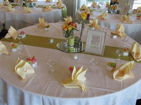 Tischdeko Servietten Falten by Servietten Falten Hochzeit 40 Ideen F 252 R Einen Sch 246 N