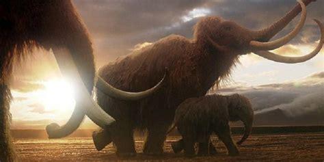 St Gajah gajah purba terakhir di bumi mati karena kehausan kompas
