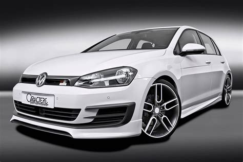 Auto R Tuning Bodykits by Vw Golf 7 Bodykit From Caractere Vw Tuning Mag
