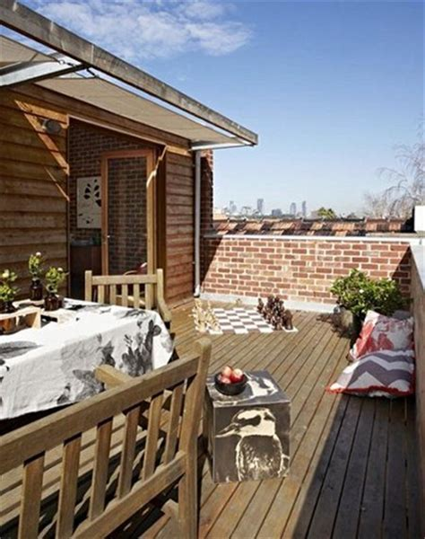 bueno  decoracion interiores casas pequenas #1: terraza-ladrillo.jpg