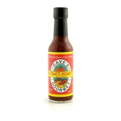 dave s dave s ultimate insanity sauce
