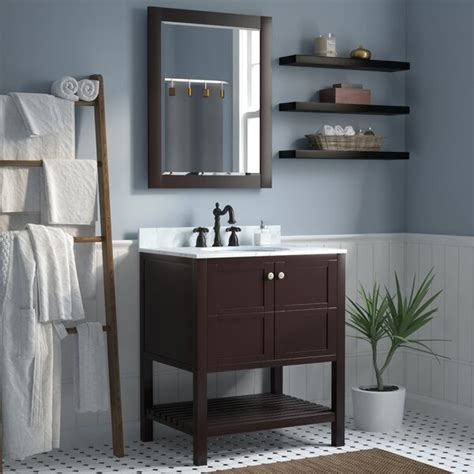 bathroom vanities youll love   wayfairca