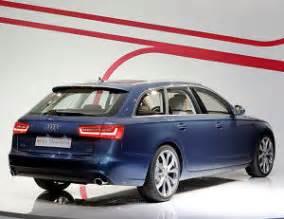 Audi A6 3 0 Tdi Fuel Consumption by 2011 Audi A6 Avant 3 0 Tdi Quattro S Tronic Specifications