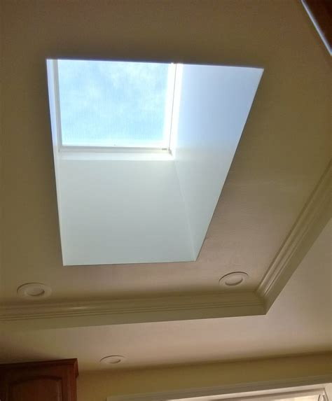 crown molding with lights it kitchen skylight with crown molding and led lights yelp