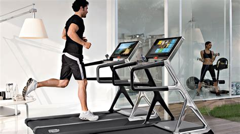 run personal treadmill