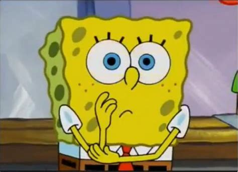 Spongebob Face Meme - spongebob confused face blank template imgflip