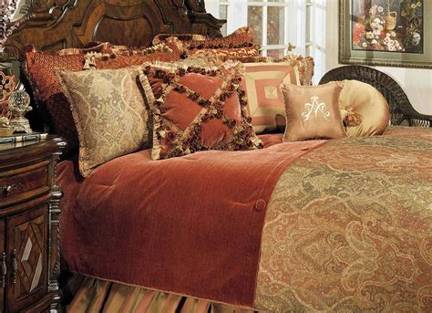 aico bedding woodside park bedding set by aico aico bedding