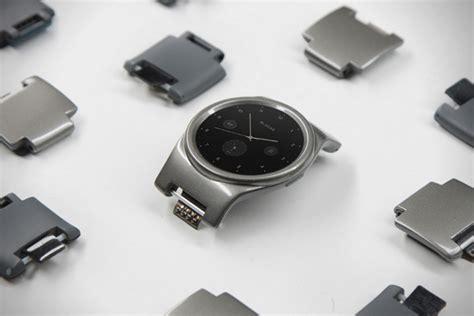 Smartwatch Blocks Blocks Modular Smartwatch Hiconsumption