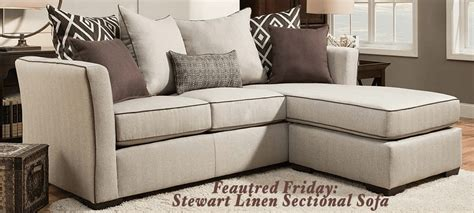 american freight sectional sofas featured friday stewart linen 2 pc sectional sofa