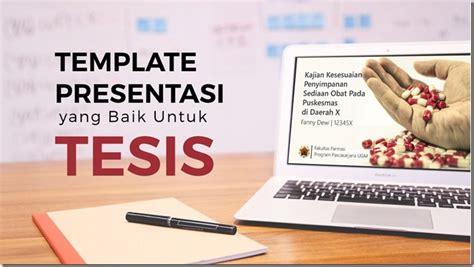 tesis s2 adalah template presentasi yang baik untuk tesis presentasi net