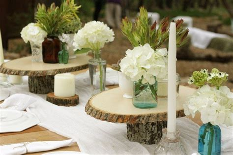 Bauernhochzeit Deko by Mariage Chetre Decoration Table