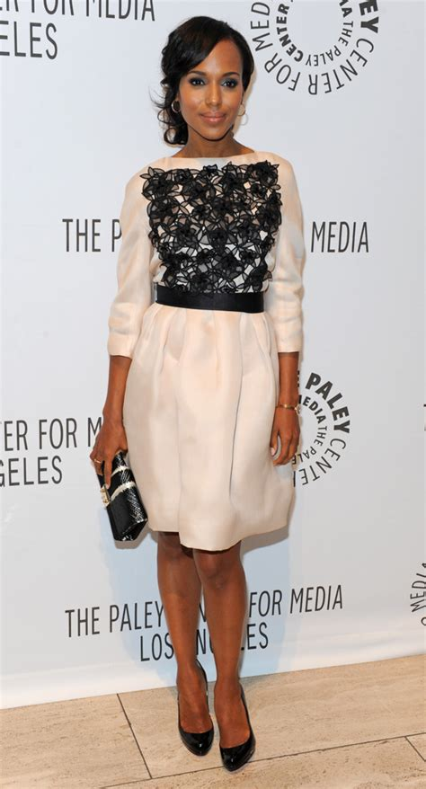 Style Kerry Washington by Style Profile Kerry Washington Messiah