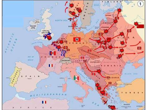 ww2 map ww2 map authorstream