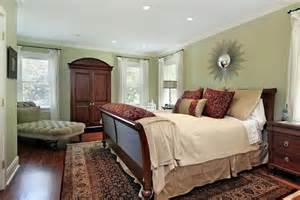 43 spacious master bedroom designs showcasing great bedroom furniture green accent wall in the black and white bedroom