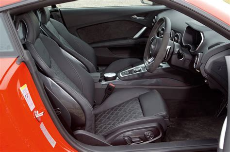 Audi Tt Rs Interior by Audi Tt Rs Review 2017 Autocar
