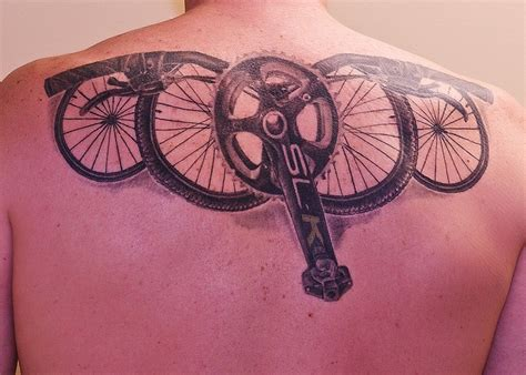 bmx tattoo designs gallery eric lawton middletown delaware by squirrels cycling