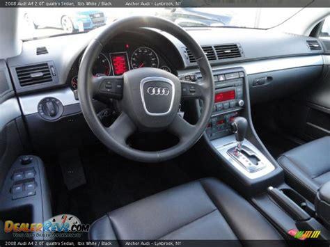 how cars engines work 2008 audi a4 interior lighting black interior 2008 audi a4 2 0t quattro sedan photo 10 dealerrevs com