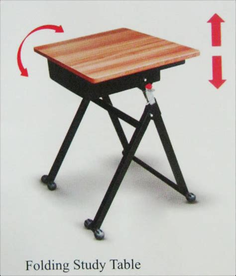 study table foldable folding study tables in mumbai maharashtra india