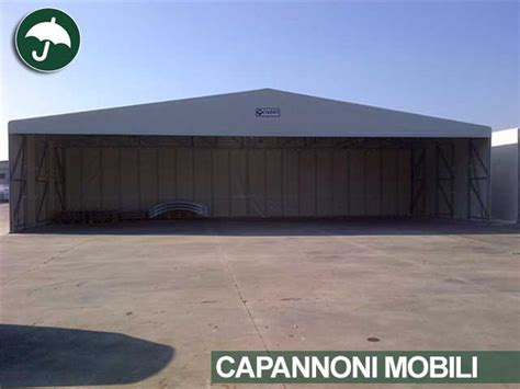 capannoni telonati capannoni mobili civert tunnel retrattili e coperture mobili