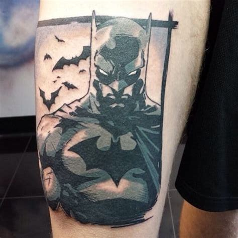 batman elbow tattoo 28 batman tattoos for batman day tattoodo