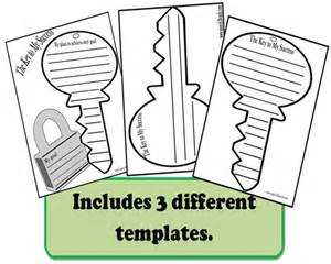 template of a key speech2teach printable materials that enhance language and