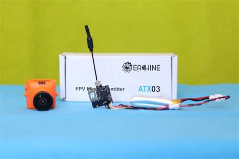 Eachine Atx03 Videoaudio Transmitter Micro Vtx 2550200mw Fpv eachine atx03 vtx review cheap and lightweight quadcopter