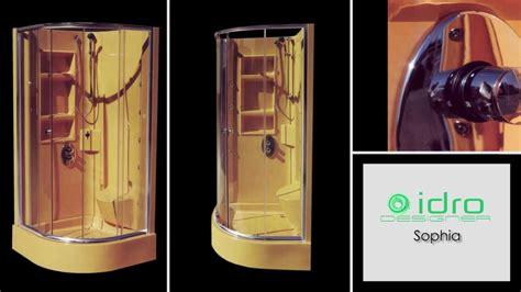 box doccia idro cabina doccia idro designer