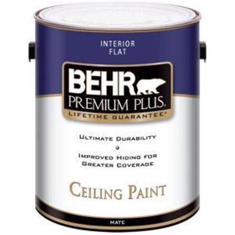 behr premium plus flat interior ceiling paint reviews