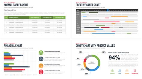 company profile powerpoint template company profile free powerpoint template slidebazaar